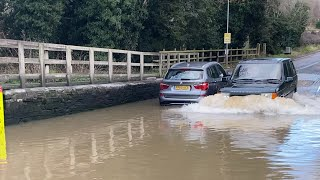 Rufford Ford || Vehicles vs DEEP water Compilation || #5