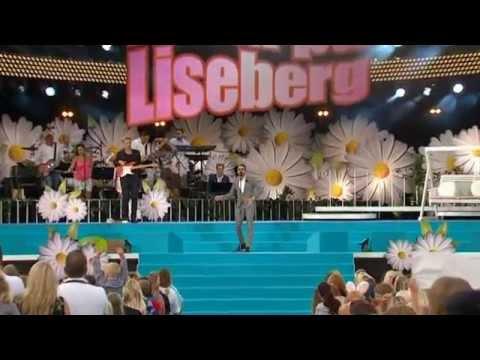 Kim Cesarion - I love this life - Lotta på Liseberg (TV4)