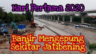 Vlog #23 - Pantauan (Singkat) Banjir di Sekitar Jatibening