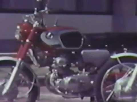 Honda Manufacturing in Japan (1960)