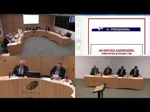Council Meeting - 21 May 2019