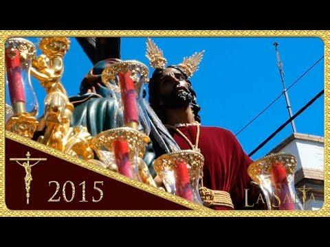 Nuestro Padre Jesús de la Victoria - Hermandad de la Paz (Semana Santa Sevilla 2015)