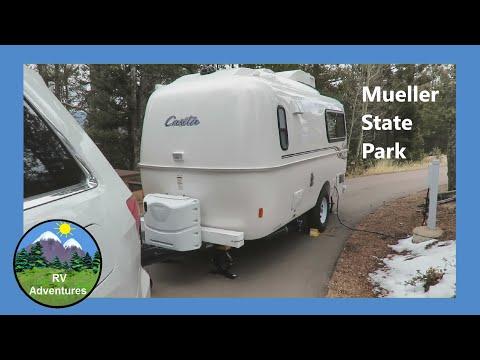 Mueller State Park Near Colorado Springs By RV Adventures