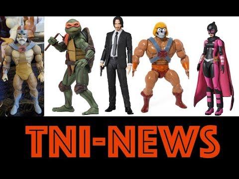 Tninews Neca 7 Tmnt Coming To Gamestop Mattel Thundercats