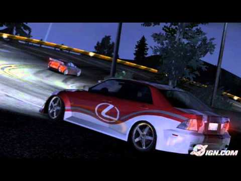 Need For Speed Carbon  Every Move a Picture  Signs of Life
