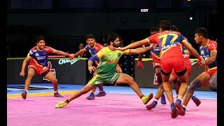 Pro Kabaddi 2018: Patna Pirates vs UP Yoddha Highlights [Hindi]