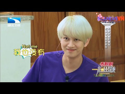 [ENGSUB][SUJUNEWSVN] LET'S GO TOGETHER - HEECHUL