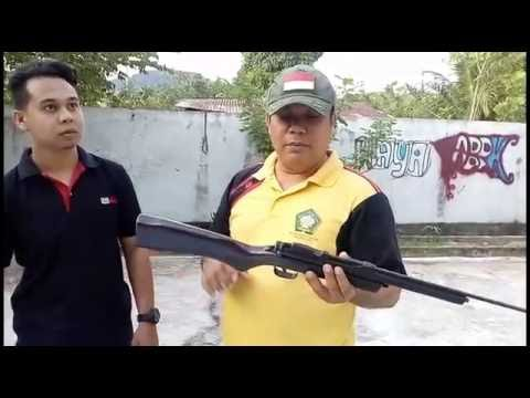 Cara merobah senapan angin biasa jagi senapan PCP