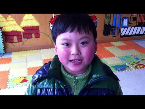 Jinqiao Students Saying Hello