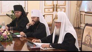 Россия и Азербайджан тесно связаны друг с другом - патриарх Кирилл