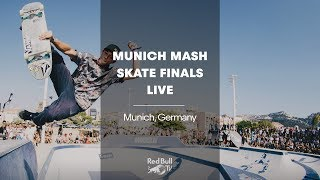Red Bull Roller Coaster Skate Finals Munich Mash LIVE - Munich, Germany
