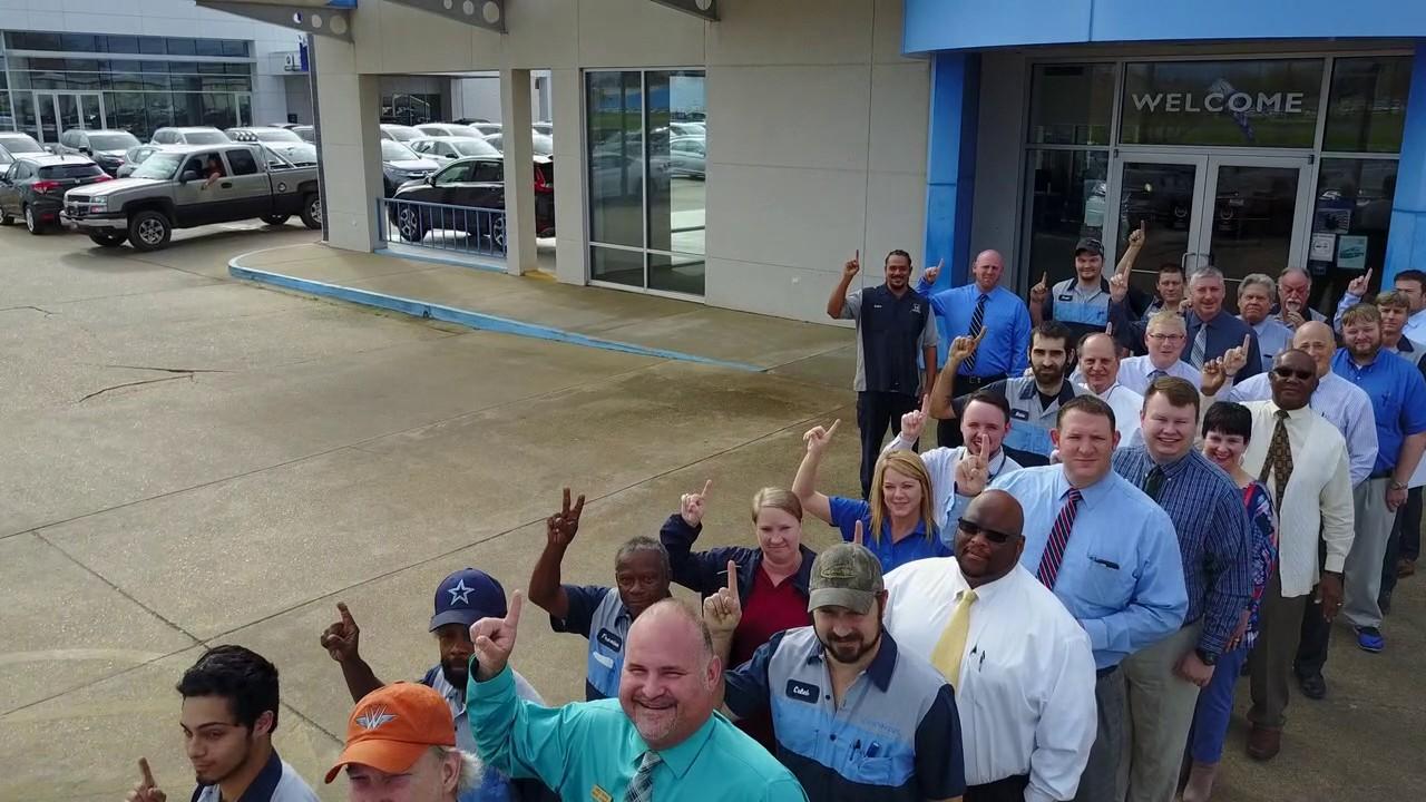 Honda Dealerships In Louisiana >> Walker Honda Wins Prestigious President's Award for 2016 ...