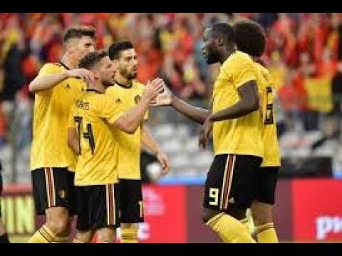Download Belgium vs Tunisia 4-1 - All Goals & Highlights - 23/06/2018 HD World Cup - From stands