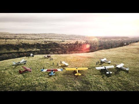 Red Bluff Bush Plane Chaos - VLOG