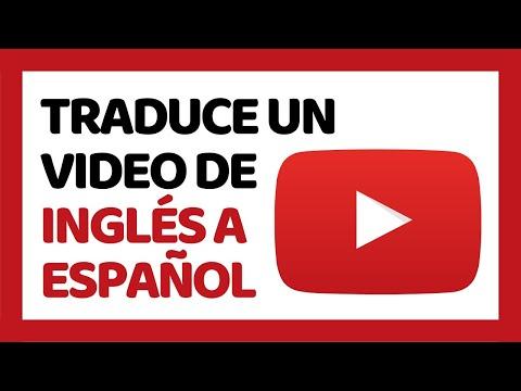 🔴 Cómo Traducir un Video de Inglés a Español en YouTube 2021 (Sin Programas)