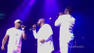 Boyz II Men - Doin' Just Fine (Live at The Star Sydney, 31/01/2018)