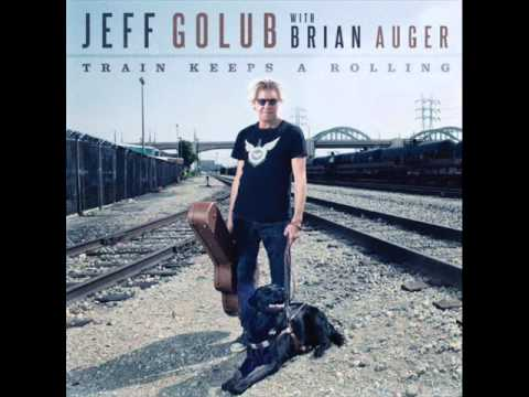 Jeff Golub & Brian Auger  ft. Christopher Cross  -  How Long