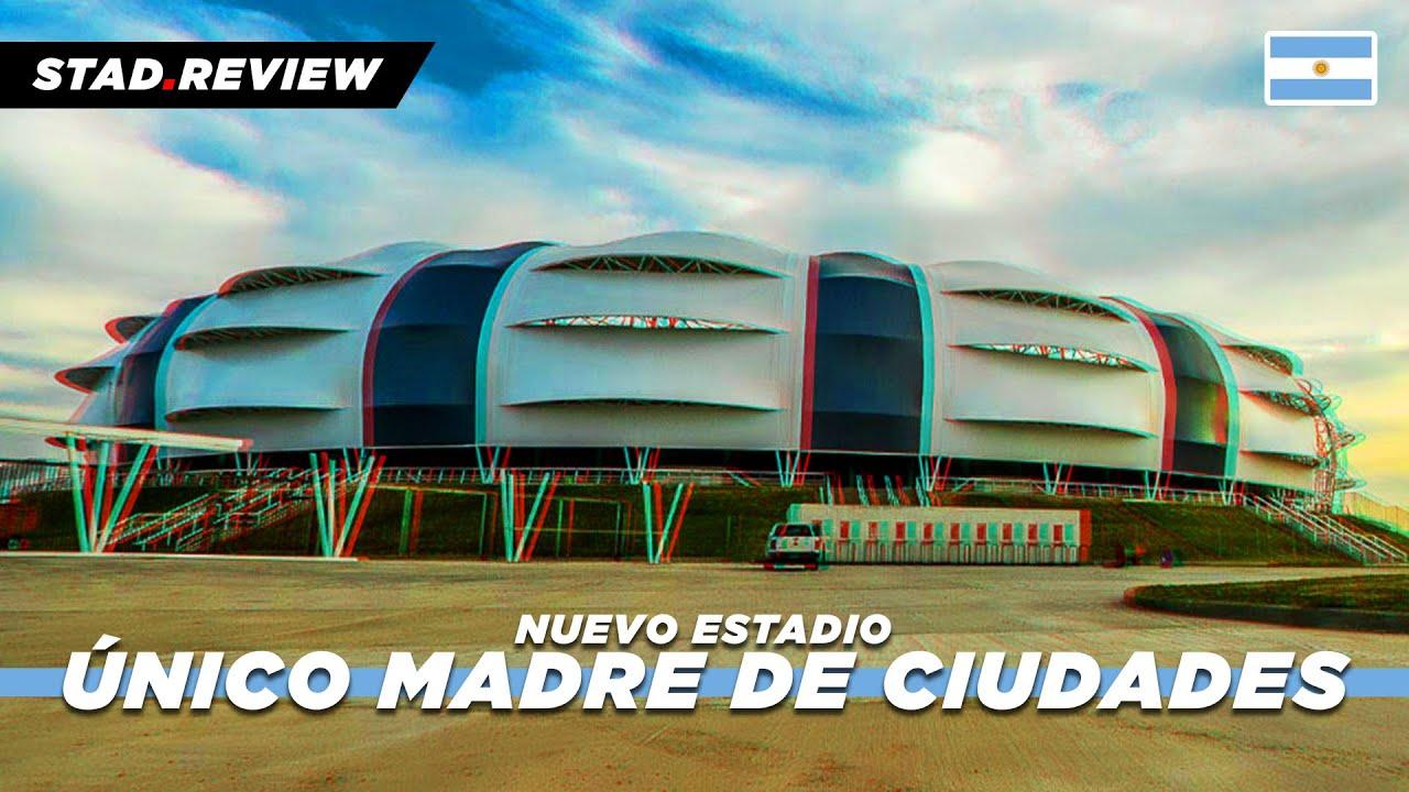 Nuevo Estadio Unico Madre de Ciudades - Santiago del Estero, Argentina | STAD.REVIEW