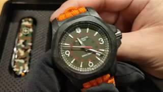【救難最前線】Victorinox 瑞士維氏  I.N.O.X. Carbon 碳纖維限量錶