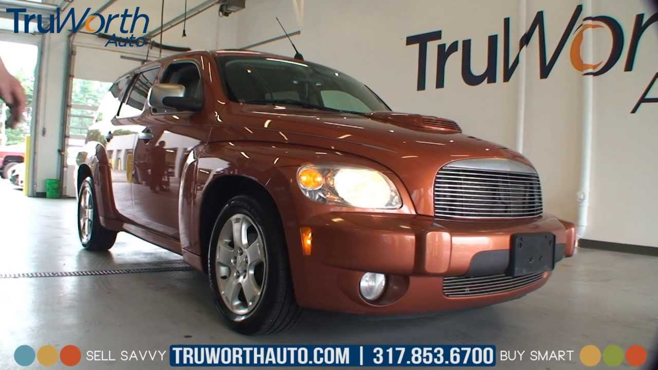 2006 Chevrolet HHR LT - Lots of Interior Space - TruWorth Auto ...