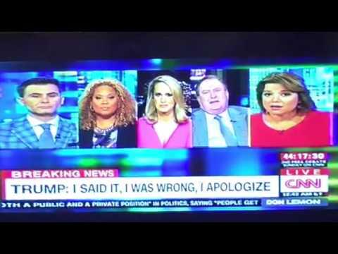 Ana Navarro Blasts Scottie Nell Hughes Over Donald Trump Billy Bush Video On CNN #TrumpTapes