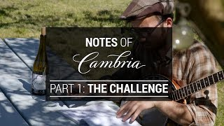 Notes of Cambria, Part 1: The Challenge
