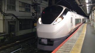 【ときわ】E657系 特急 ときわ@上野駅