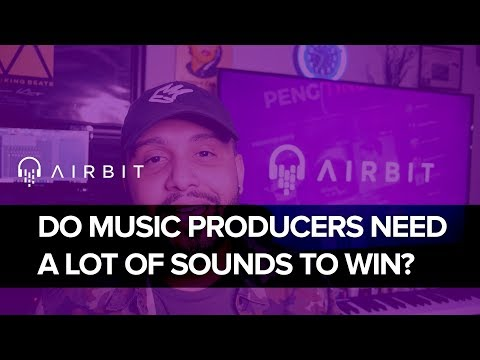 Do Music Producers Need A lot Of Sounds To Win?