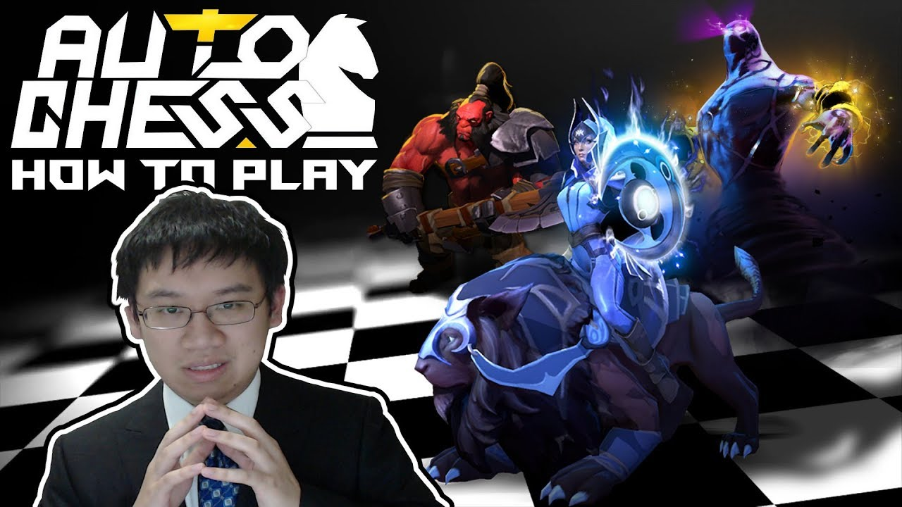 DOTA 2 Auto Chess Introduction - Becoming a Chess Master!