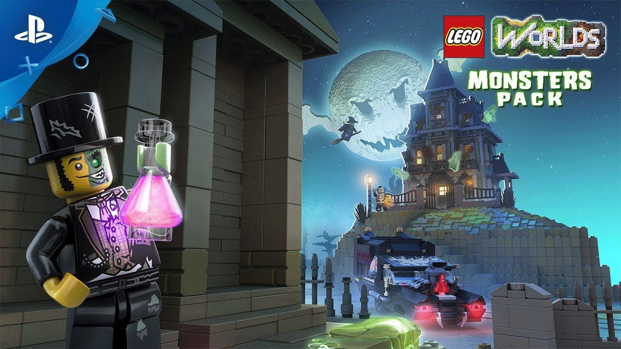 LEGO Worlds - Early Access Inclu Update 3 Free Download