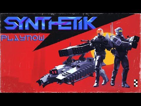 PlayNow: Synthetik   PC Gameplay