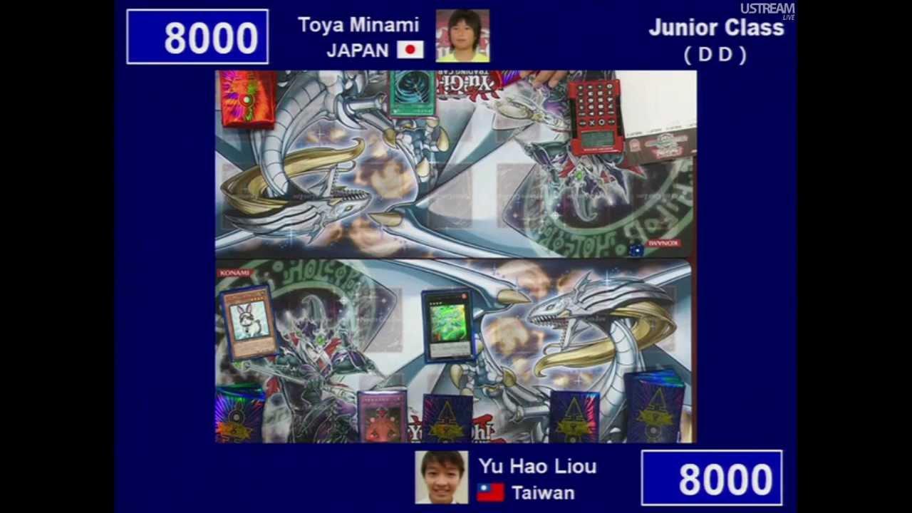 Yu-Gi-Oh! 2012 World Championship Dragon Duel Final - YouTube
