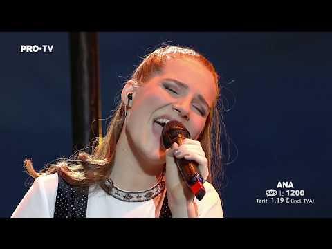 Ana Munteanu - La Boheme | Finala | Vocea Romaniei 2017