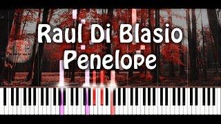 Raul Di Blasio - Penélope Piano cover