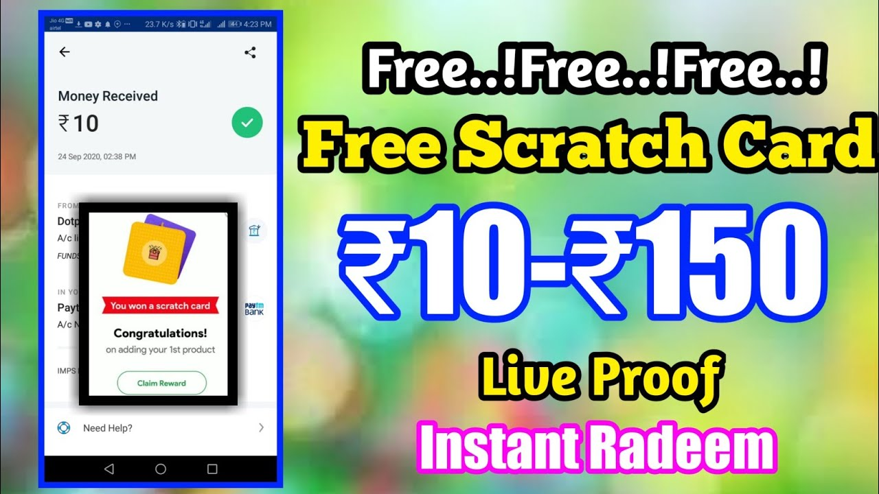 FREE SCRATCH CARD EARNING APP| LIVE PROOF| SIMPLE WORK| MALAYALAM
