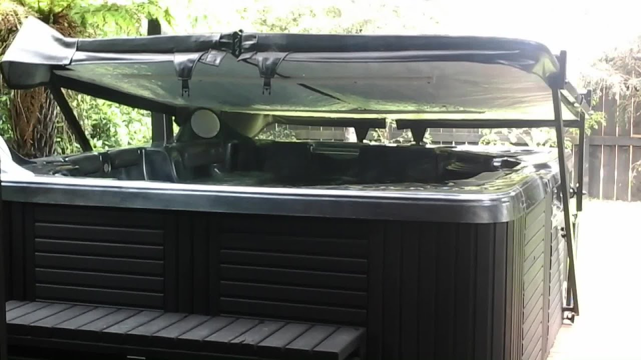 Diy My Home Made Motorised Automated Spa Pool Cover Lid