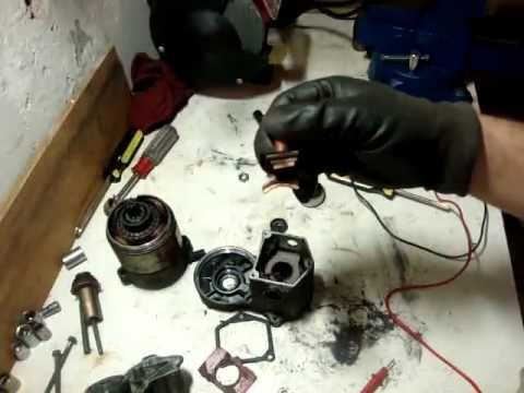 Como reparar la marcha de un carro youtube - Como reparar una vitroceramica ...