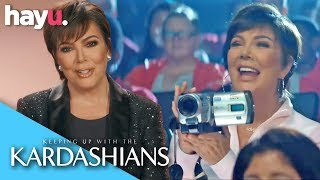 Kris Jenner In Ariana Grande s Thank U Next Music Keeping Up With The Kardashians