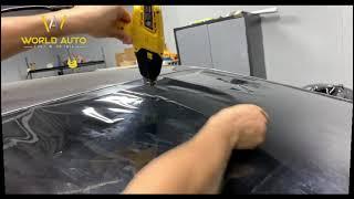 WORLD AUTO TINT-DETAIL - Car window tinting Sacramento - Tel: 9168905151