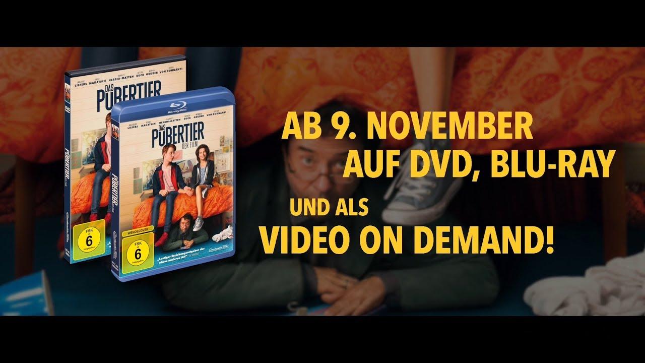 Das Pubertier Dvd