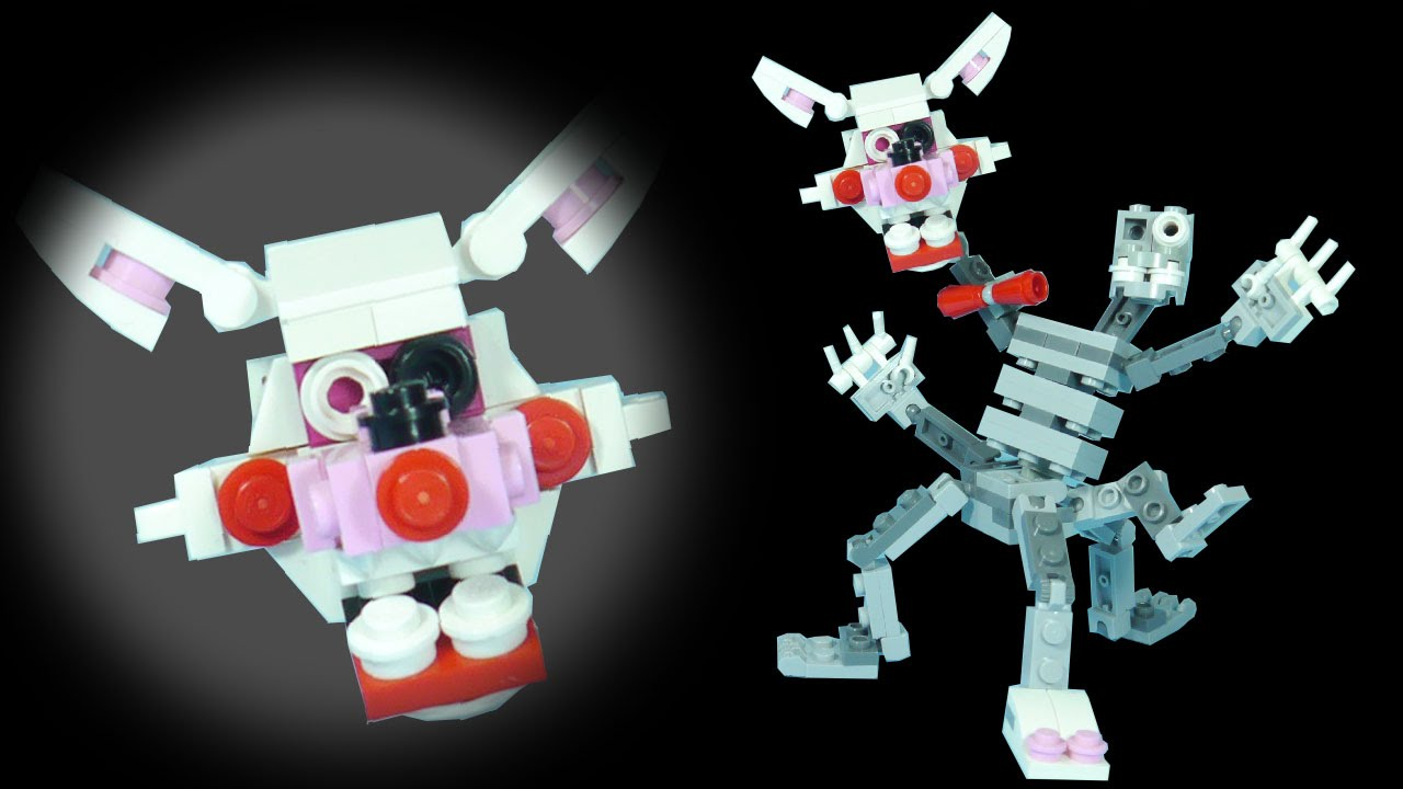 How To Build Nightmare Mangle In Minecraft