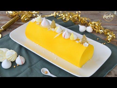 bûche-de-noël-façon-tarte-au-citron