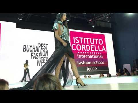 Istituto Cordella at Bucharest fashion Week