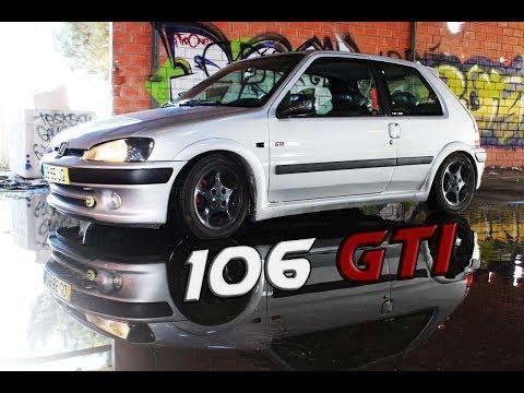 PEUGEOT 106 GTI JQ PROJECT (Pt. 2) // PAPA CAIXAS
