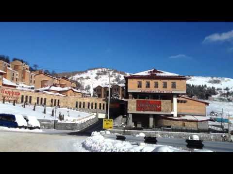 Армения. Горнолыжный курорт Цахкадзор