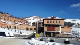 видео Горнолыжные курорты Армении