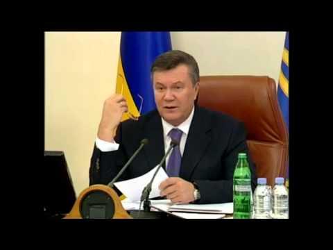 Новости Янукович. Все новости про Виктора Януковича на
