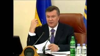 Приколы и Ляпы Януковича(Президент Янукович снова позорится на весь мир.прямой эфир приколы, прямой эфир, в прямом эфире, приколы..., 2013-12-14T14:23:58.000Z)