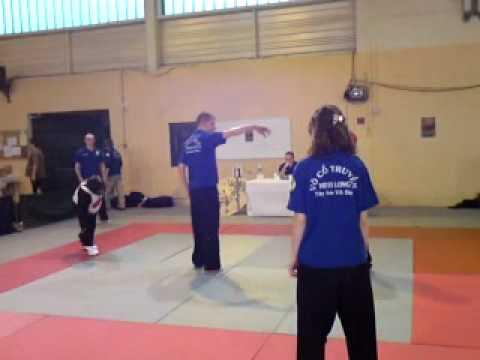Combat Compétition Marolles 2010 Thieu Ho Viet Vo ...