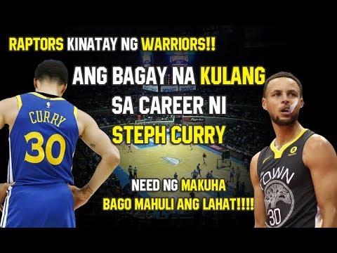 Ang Bagay na Kulang Sa Career Ni Steph Curry | Ito Na Ang Last Chance